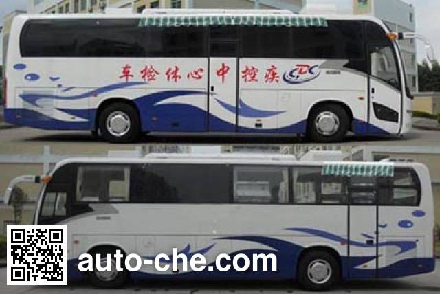 King Long XMQ5160AXYL medical vehicle