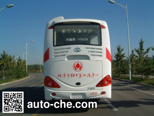 King Long XMQ5160XYL1 medical vehicle