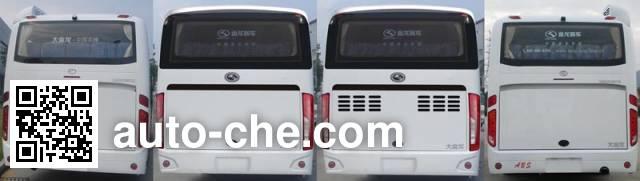 King Long XMQ6120BGN5 city bus