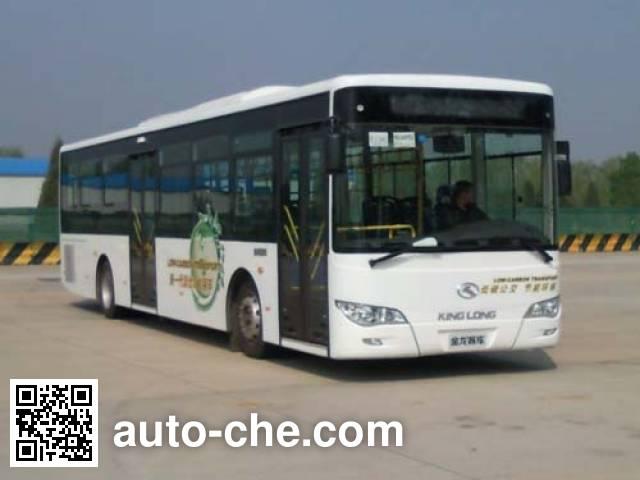 金龙牌XMQ6127GHEV22混合动力城市客车