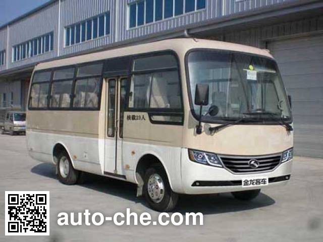 金龙牌XMQ6668AYD5D客车