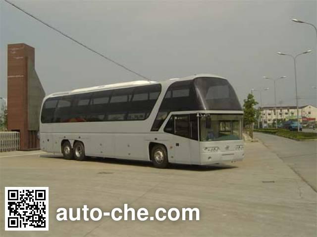 FAW Jiefang XQ6140W1H2 sleeper bus