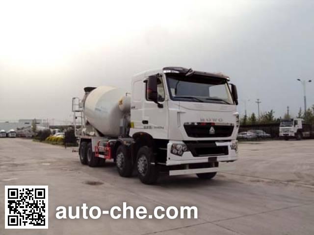 唐鸿重工牌XT5310GJBT736G4V混凝土搅拌运输车