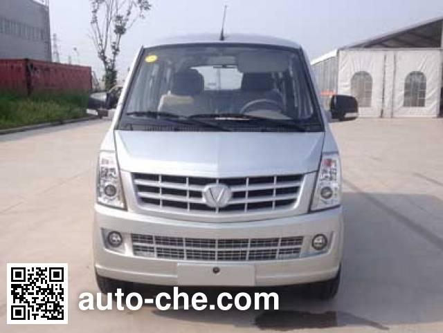 Xinneng XXN5020XXYA1 box van truck