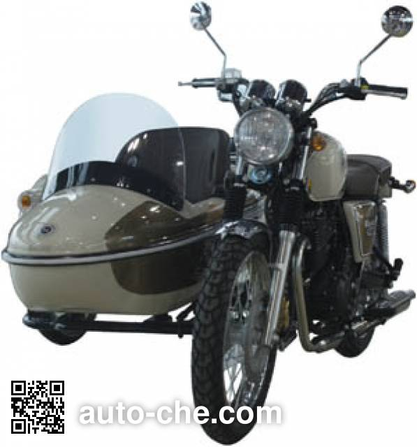shineray xy400b motorcycle with sidecar  batch  269  made in china  auto