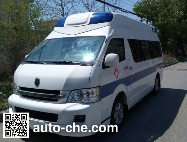 新阳牌XY5032XJH救护车