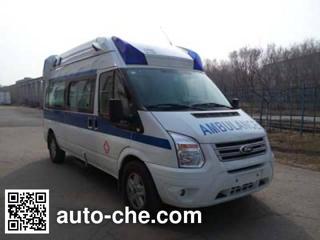 Xinyang XY5041XJH Ambulance on JX6581TA-M5 chassis (Batch