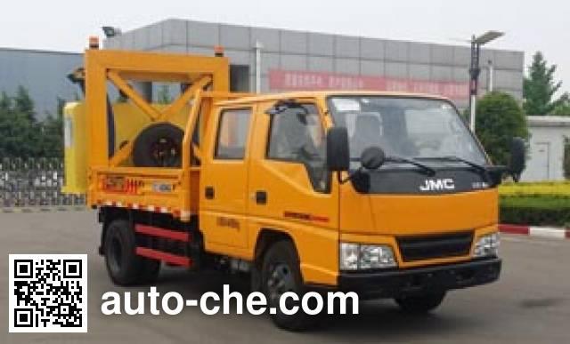 XCMG XZJ5040TFZJ4 car crash cushion truck