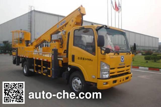XCMG XZJ5083JGKQ5 aerial work platform truck