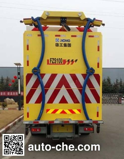 XCMG XZJ5121TFZD5 car crash cushion truck