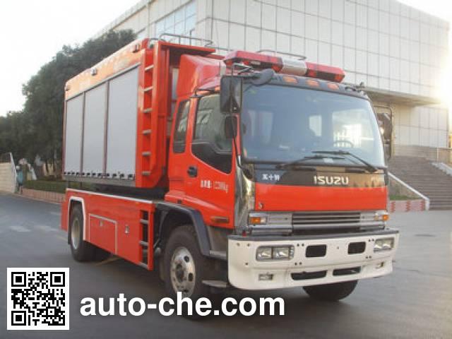 XCMG XZJ5120TXFQC180 apparatus fire fighting vehicle
