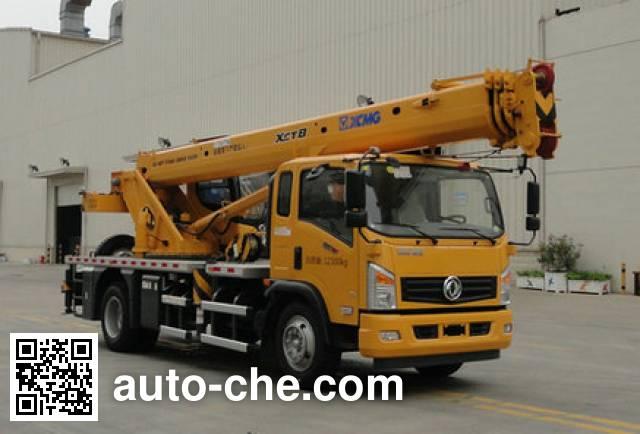 XCMG XZJ5123JQZ8 truck crane