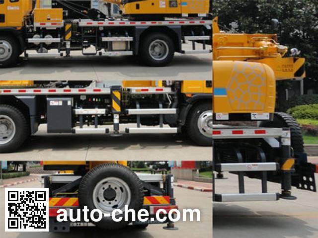 XCMG XZJ5126JQZ8 truck crane