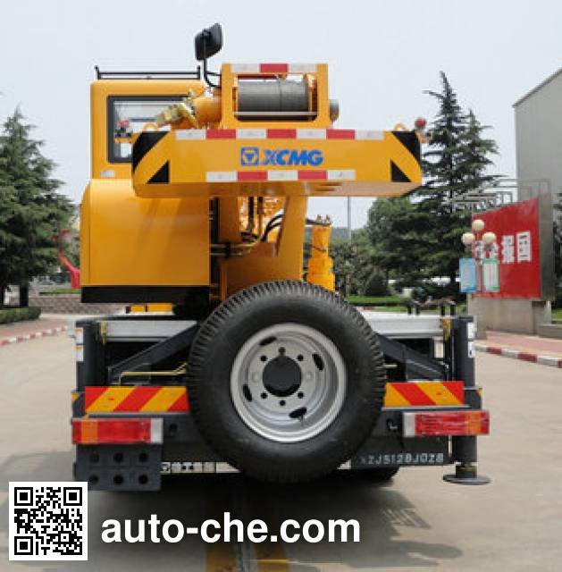 XCMG XZJ5128JQZ8 truck crane