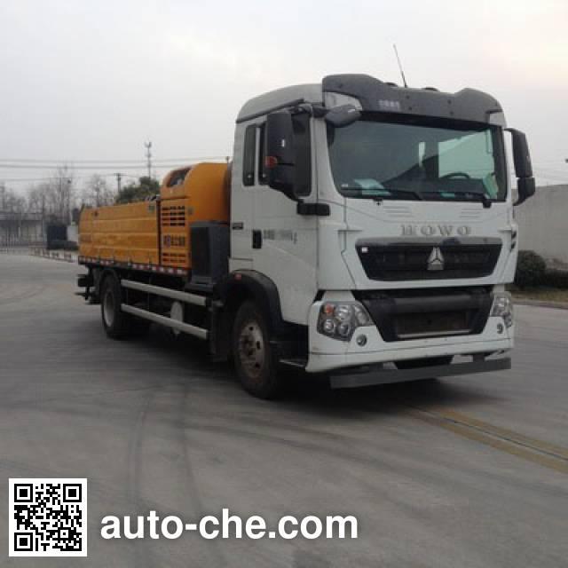 XCMG XZJ5161THB truck mounted concrete pump