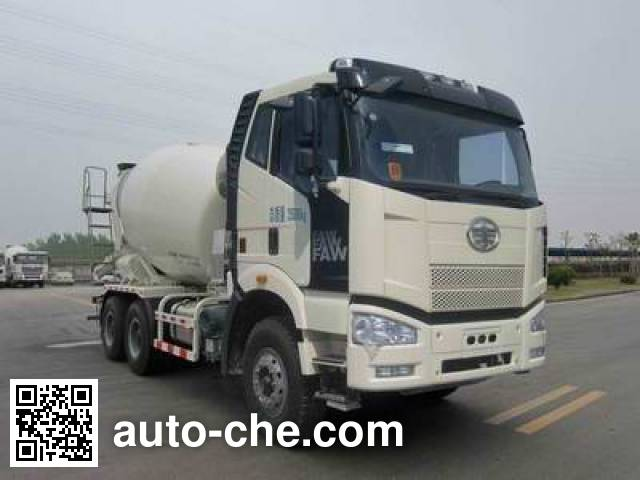 XCMG XZJ5250GJBA5 concrete mixer truck