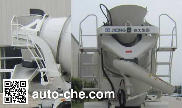 XCMG XZJ5312GJBA5 concrete mixer truck