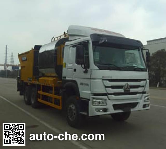 XCMG XZJ5250TFCTB synchronous chip sealer truck