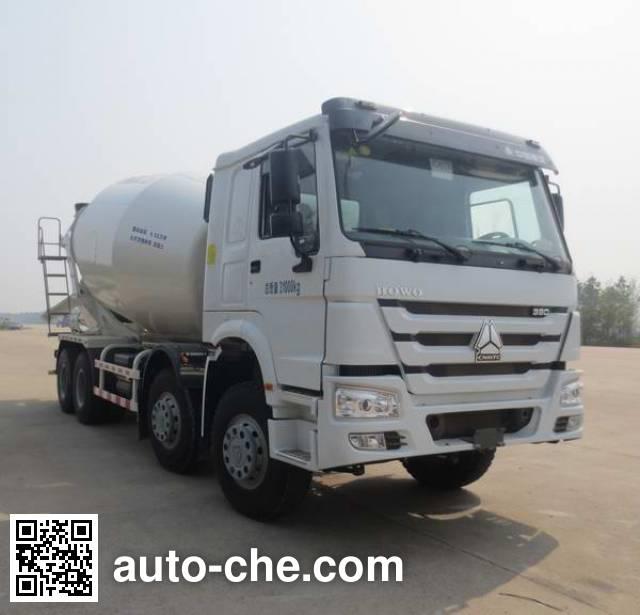 XCMG XZJ5251GJBA2 concrete mixer truck