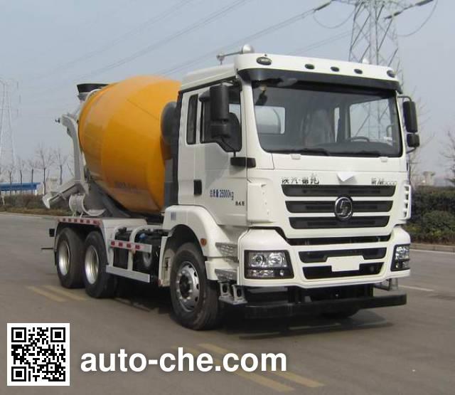 XCMG XZJ5256GJBA2 concrete mixer truck