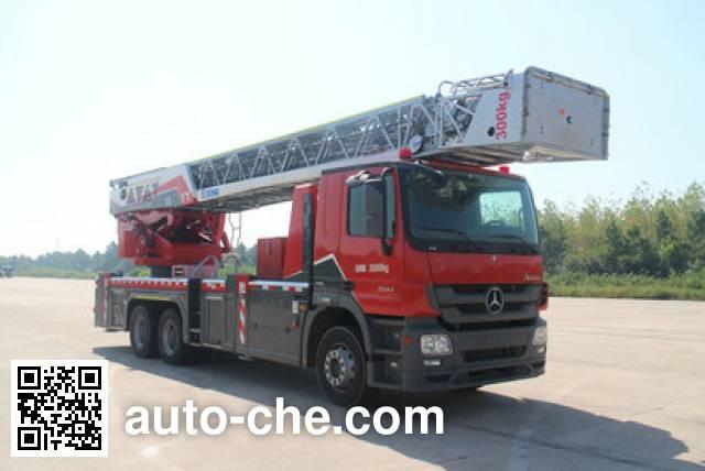 徐工牌XZJ5270JXFYT53云梯消防车