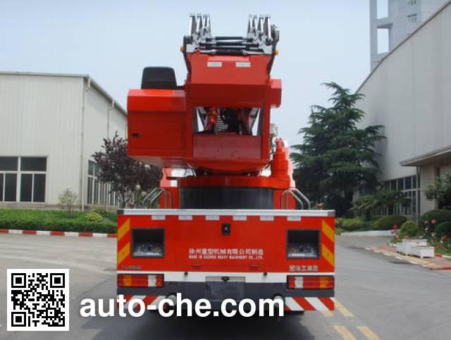 XCMG XZJ5294JXFYT32 aerial ladder fire truck