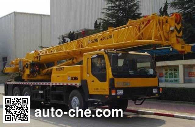 XCMG XZJ5304JQZ25K truck crane