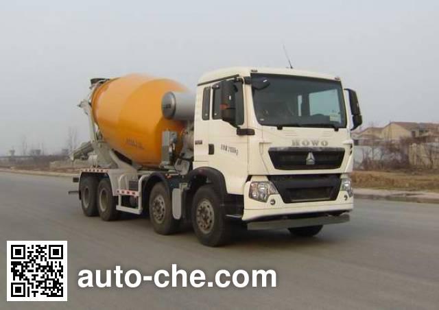 XCMG XZJ5316GJBAM concrete mixer truck
