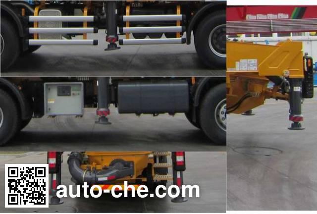 XCMG XZJ5440THBB concrete pump truck