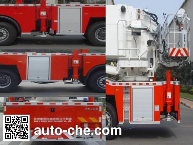 XCMG XZJ5491JXFDG68/C1 aerial platform fire truck
