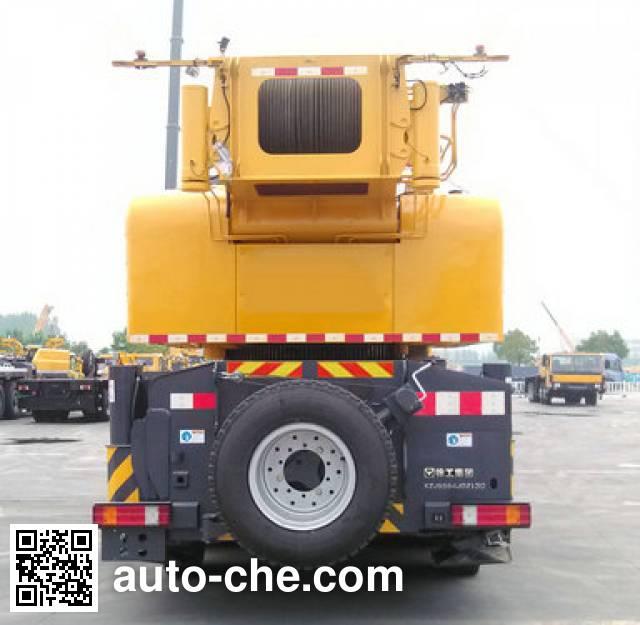 XCMG XZJ5555JQZ130 truck crane