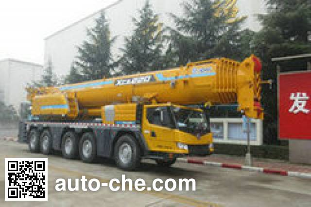 XCMG XZJ5555JQZ220 all terrain mobile crane