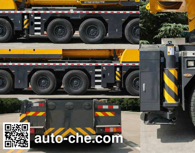 XCMG XZJ5726JQZ220 all terrain mobile crane