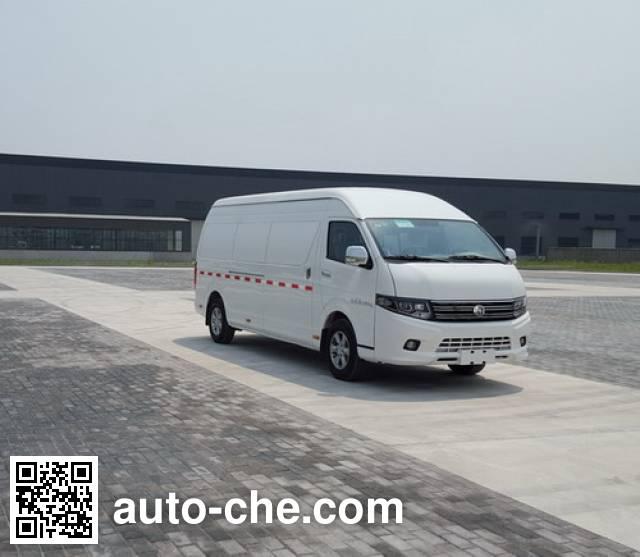 亚星牌YBL5040XXYBEV纯电动厢式运输车