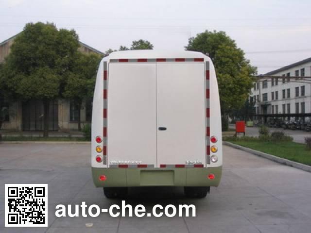 亚星牌YBL5060XXY客厢式运输车