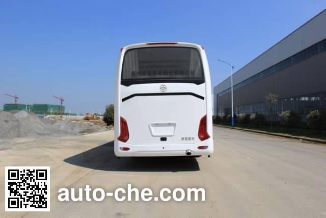 亚星牌YBL6110HEV1混合动力客车