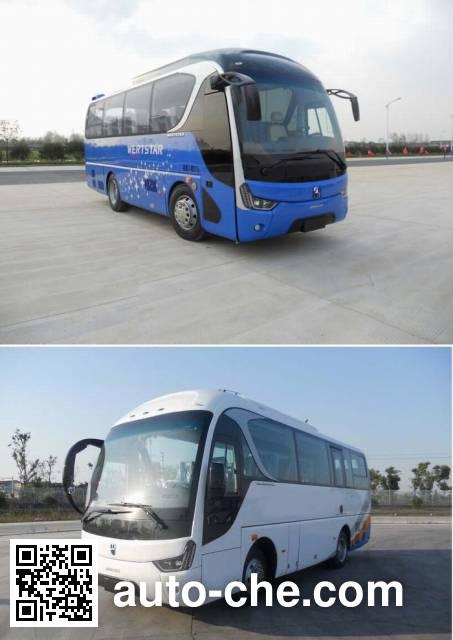 亚星牌YBL6815HBEV3纯电动客车