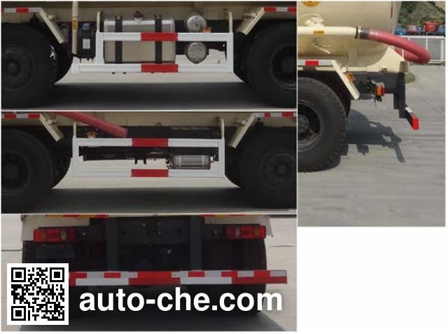 Shenying YG5310GFLB2A low-density bulk powder transport tank truck