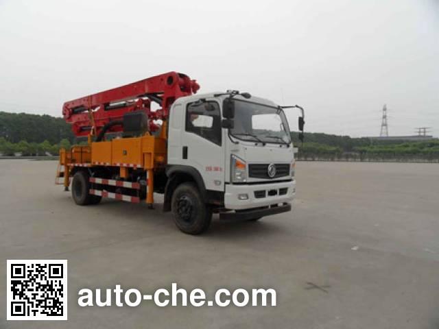 炎龙牌YL5160THBGSZ1混凝土泵车