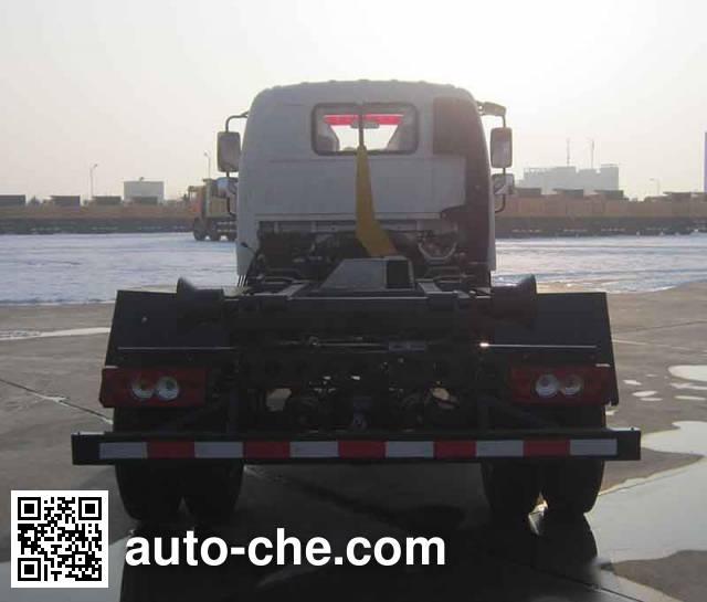 Shacman YLD5070ZXXBJE4 detachable body garbage truck