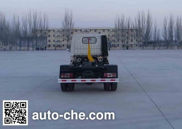 Shacman YLD5070ZXXDFE4 detachable body garbage truck
