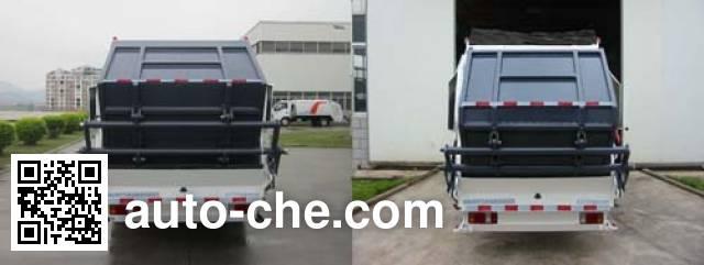 Shacman YLD5070ZYSQLE4 garbage compactor truck