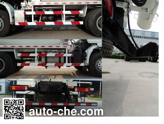 Yalong YMK5256GJBB concrete mixer truck