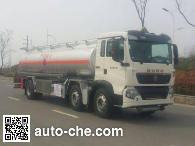 永强牌YQ5251GYYTZ运油车