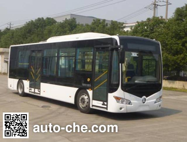 Changlong YS6102GBEV electric city bus