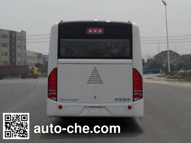 Changlong YS6121GBEV electric city bus