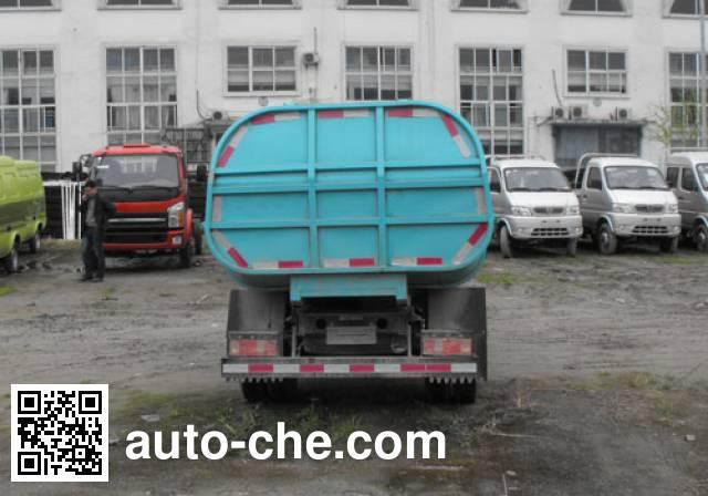 Yutong YTZ5030ZLJBEV electric dump garbage truck
