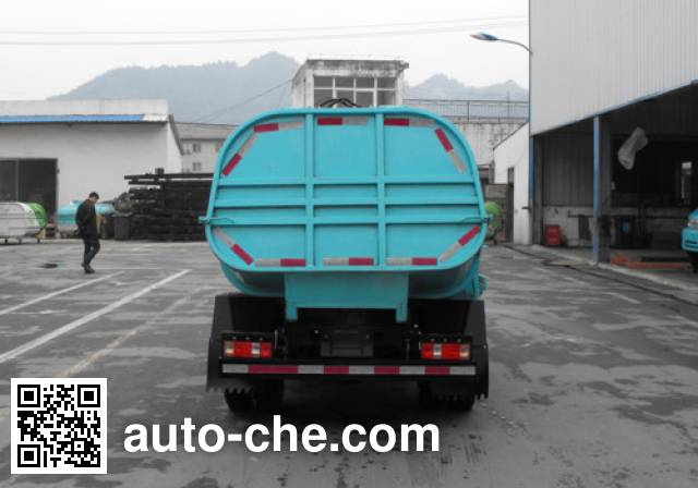 Yutong YTZ5030ZZZBEV electric self-loading garbage truck