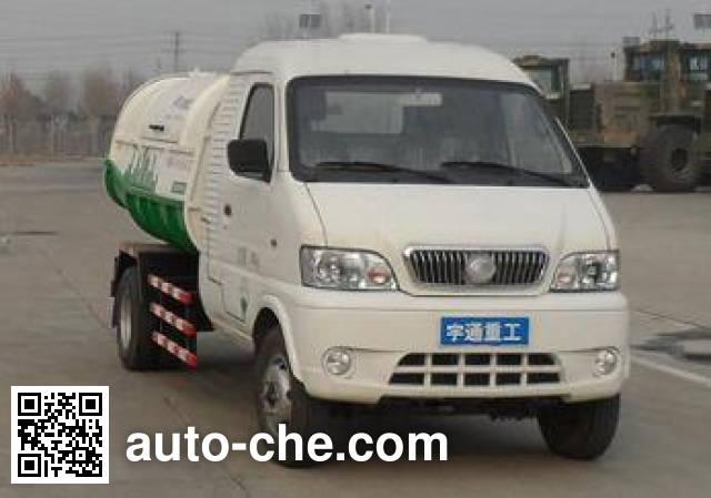 Yutong YTZ5032ZDJBEV electric garbage compactor truck