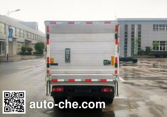 Yutong YTZ5033XTYBEV electric sealed garbage container truck